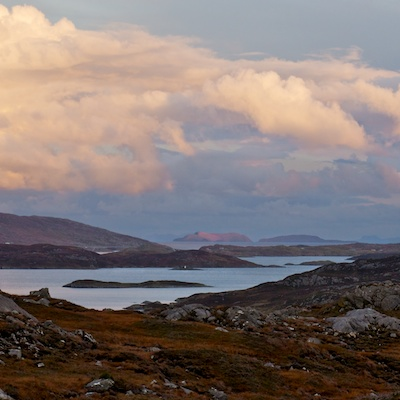 The Minch from the Western Isles