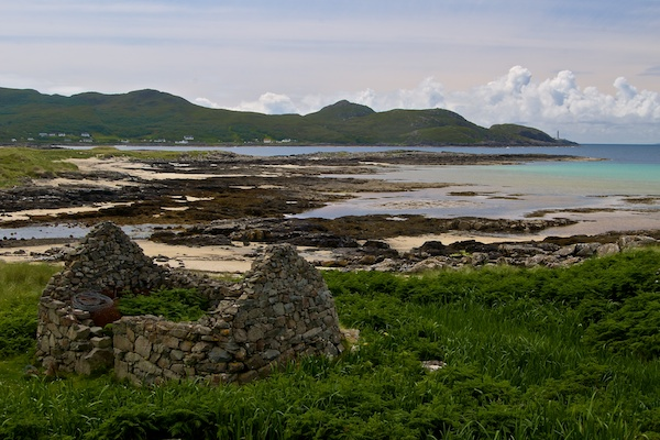 Ardnamurchan point from Sanna Bay